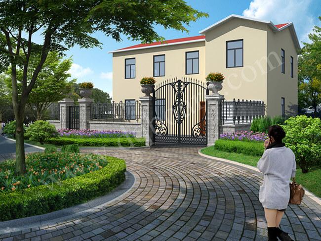 房屋图纸 - 220平米