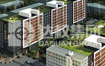 武汉黎明工业园8号工坊隔墙项目