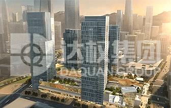武汉复地汉正街项目
