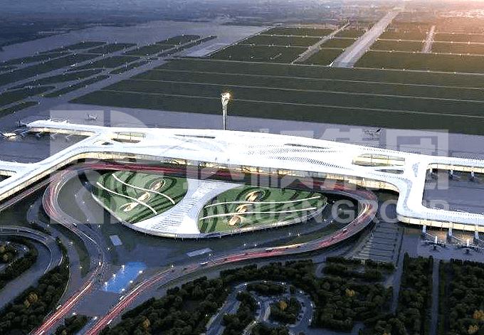 武汉天河机场航站楼5万方乐鱼电竞平台隔墙项目