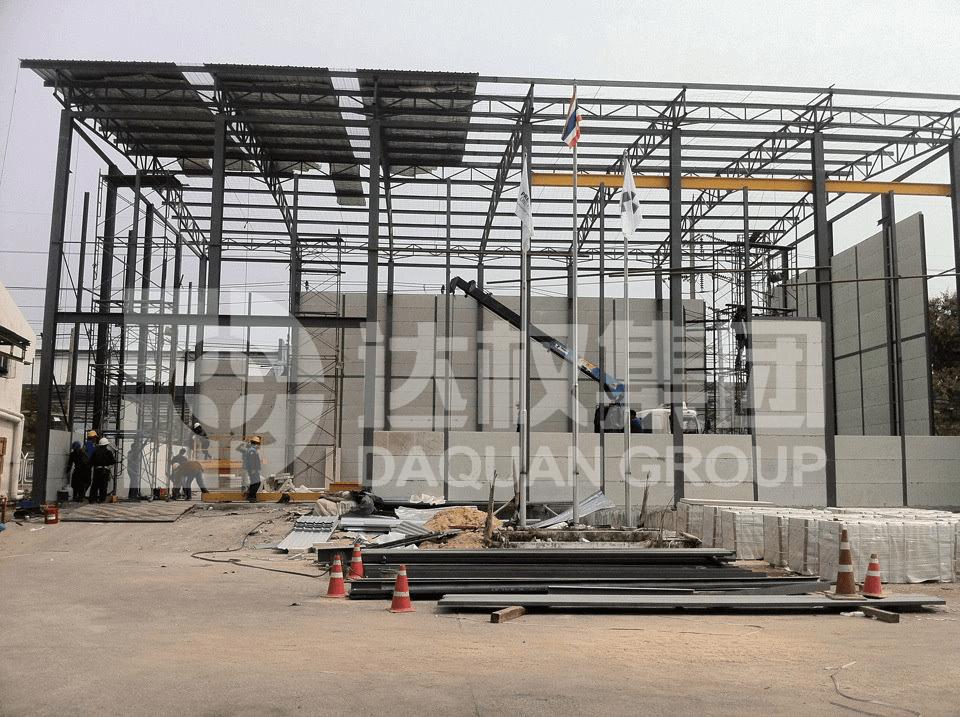 钢结构建筑墙体解决方案